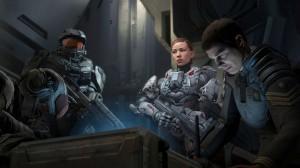 Halo 4 Gruppe