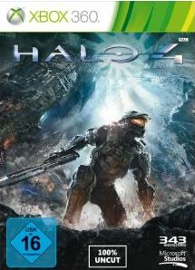 Halo 4 Cover