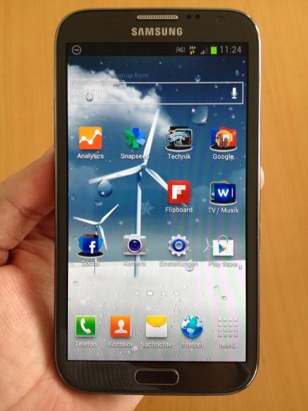 Galaxy Note II 4G