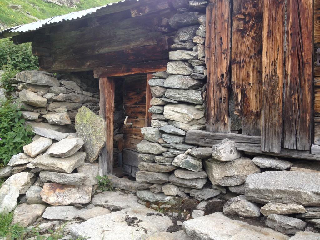 Alte Alplerhütte