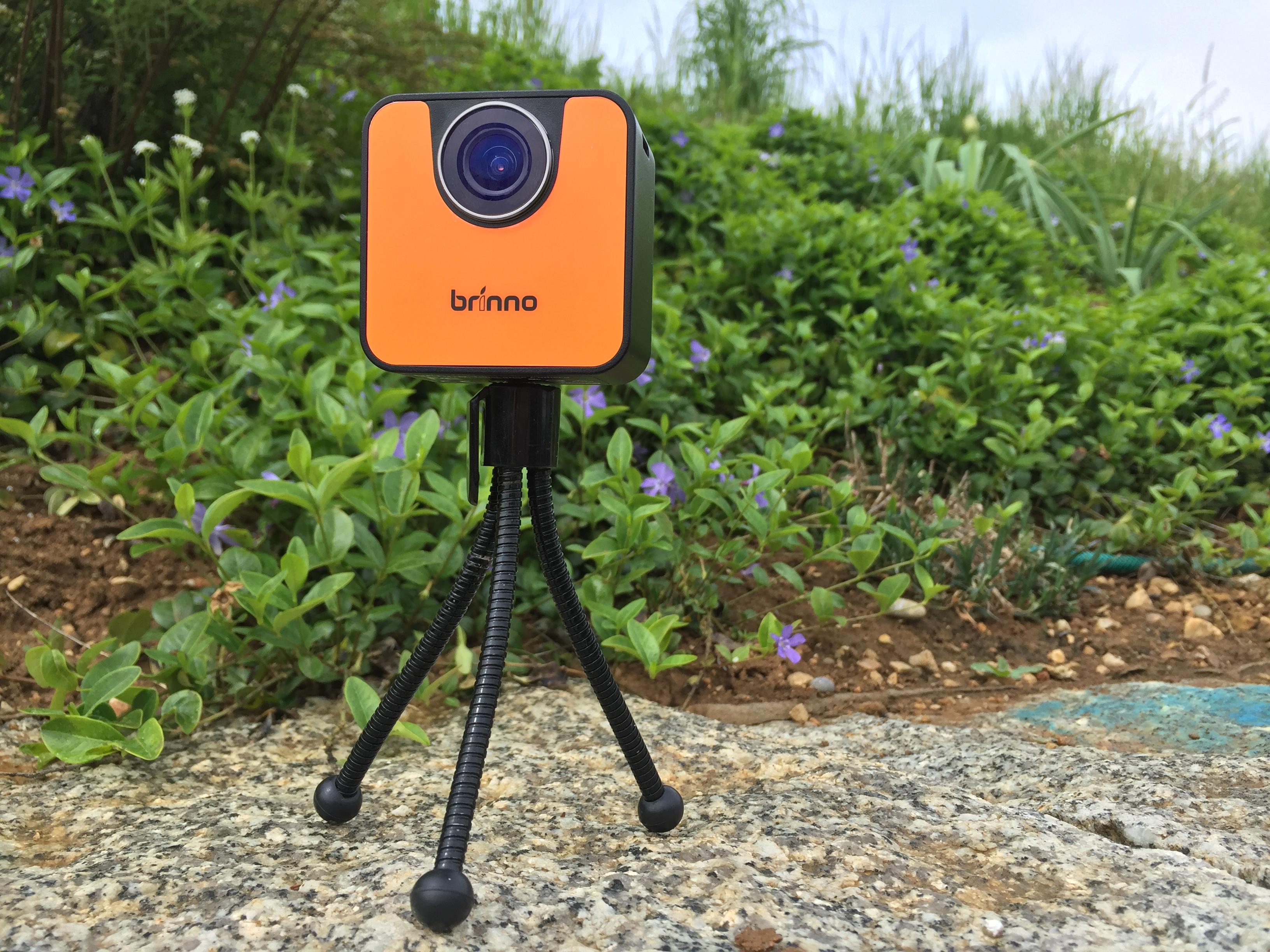 Die Brinno TLC 120 Wifi Time Lapse Kamera